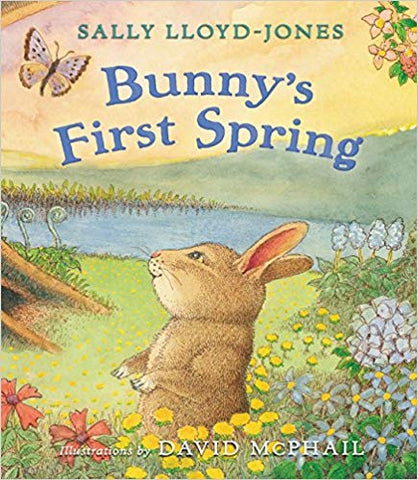 Bunny's First Spring, Childrens book, ShoptheKei.com