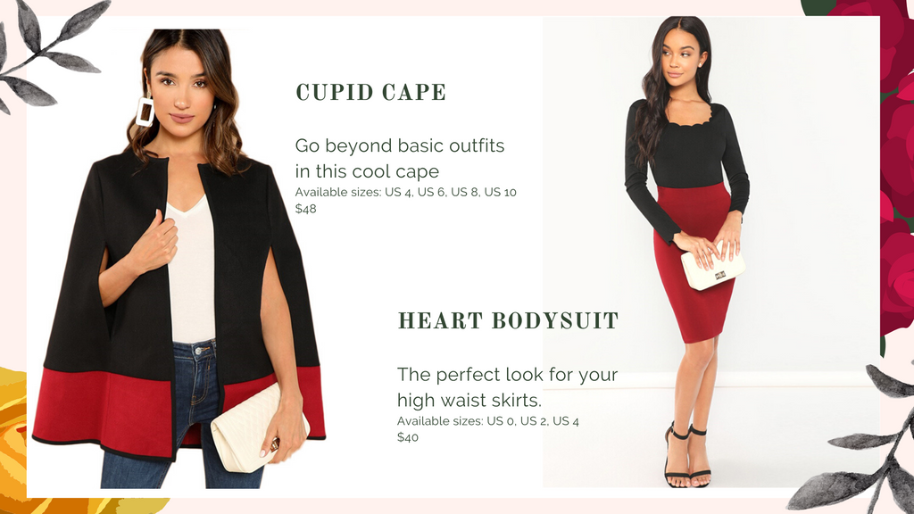 5 Sizzling Outfits Perfect for Valentine's Day, ShoptheKei.com