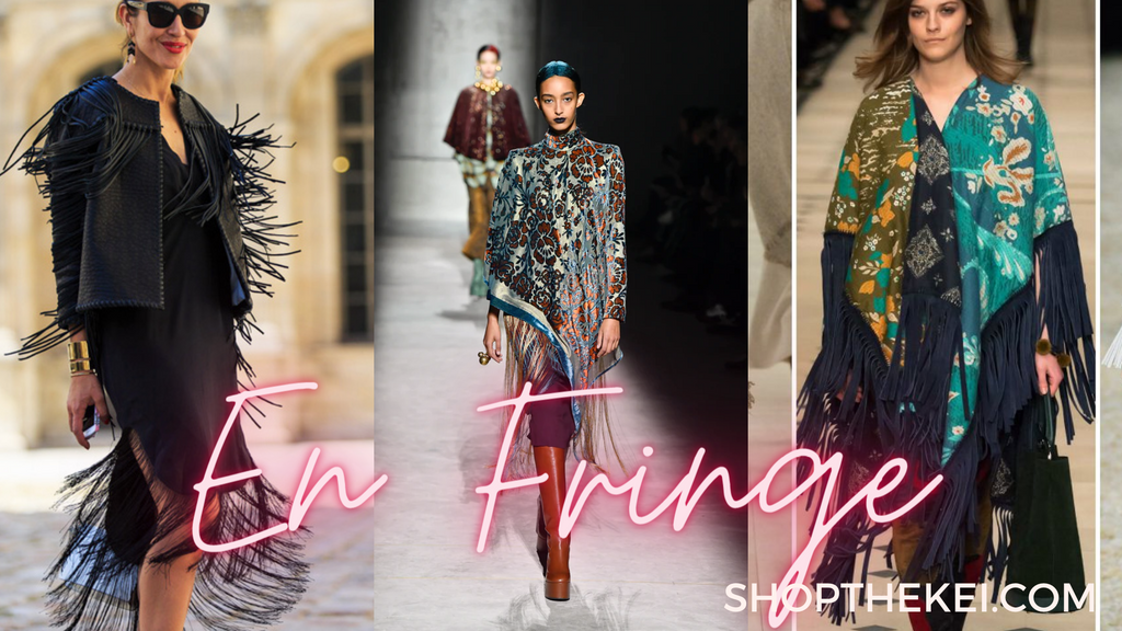 Fringe Fall 2020 Fashion Trends at ShoptheKei.com