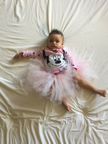DIY Costumes, minnie mouse baby costume, baby costumes, momlife, ShoptheKei.com