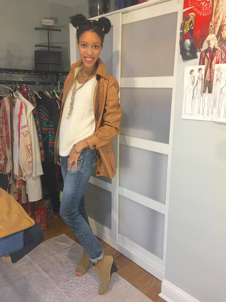 How to wear jeans with booties, ShoptheKei.com