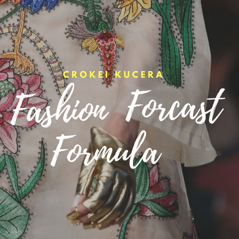 Crokei Kucera Fashion Forecast Formula