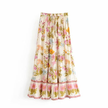 True Midi Skirt [TAGs]- ShoptheKei.com
