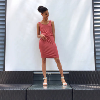 Keep it casual, sexy, cool in our artisan red clay Adobe dress. Cultivate your sense of beauty in our handmade sun dress style and show up flawless this season. ShoptheKei.com