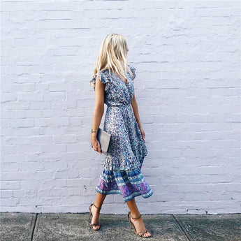 Nala Midi Dress [TAGs]- ShoptheKei.com