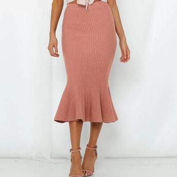 Nina Midi Skirt [TAGs]- ShoptheKei.com