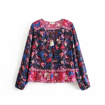 Sway Blouse [TAGs]- ShoptheKei.com