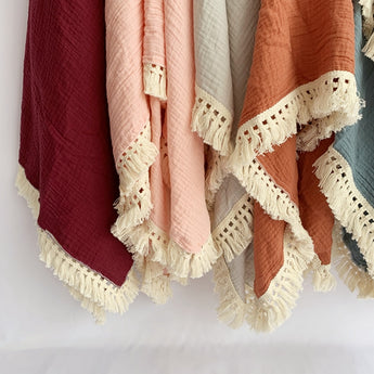Natural Baby Blanket - Shop The Kei