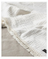 Fringe Baby Blanket - Shop The Kei