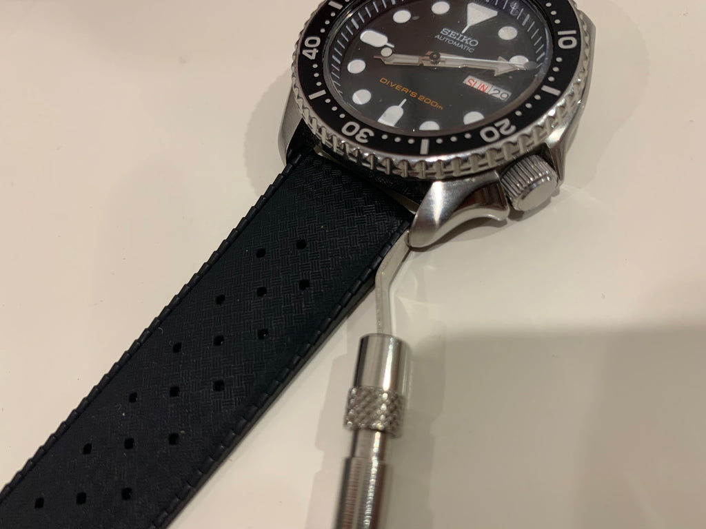 How to change your watch strap?
