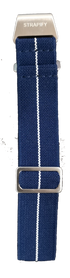 Marine Nationale - Navy Blue With White Stripe