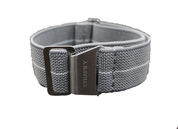 Marine Nationale - Grey With White Stripe