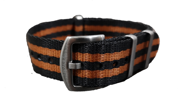 Supreme NATO - Orange Bond (Seat-Belt NATO)