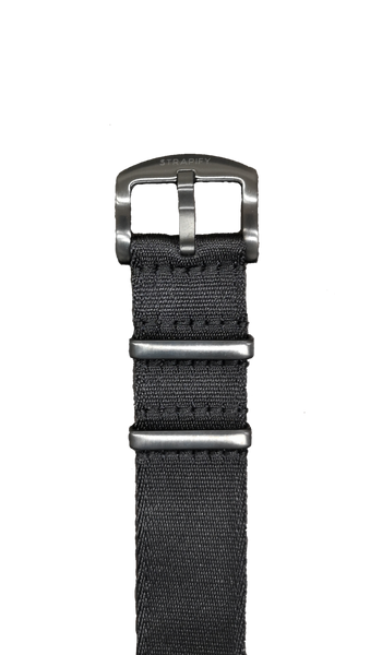 Ultra NATO - Stealth Black (Seat-Belt NATO)