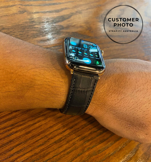 Apple Spring Bar Adapters - Wear Any Non-Apple Strap!