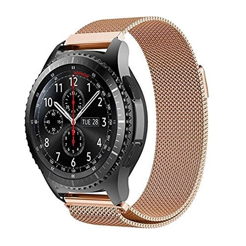 Quick Release Milanese (Rose Gold) - Strapify Australia