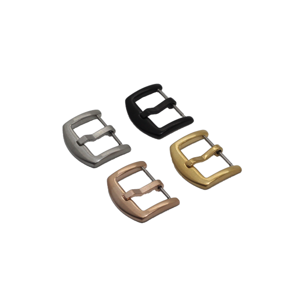 Tang Buckles - Brushed