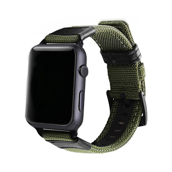 Apple Watch - Canvas - Army Green