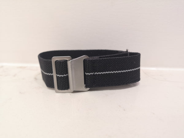 Marine Nationale - Black with Grey Centreline