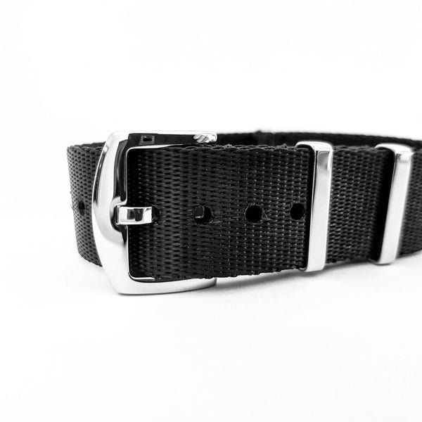 Supreme NATO - Black (Seat-Belt NATO)