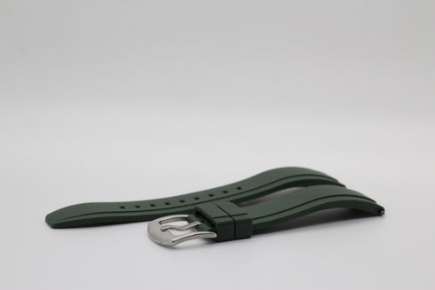 [Quick Release] King Flexi FKM Rubber - Forest Green