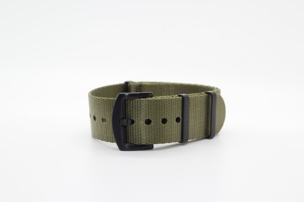 Supreme NATO - Army Green (Black Hardware)