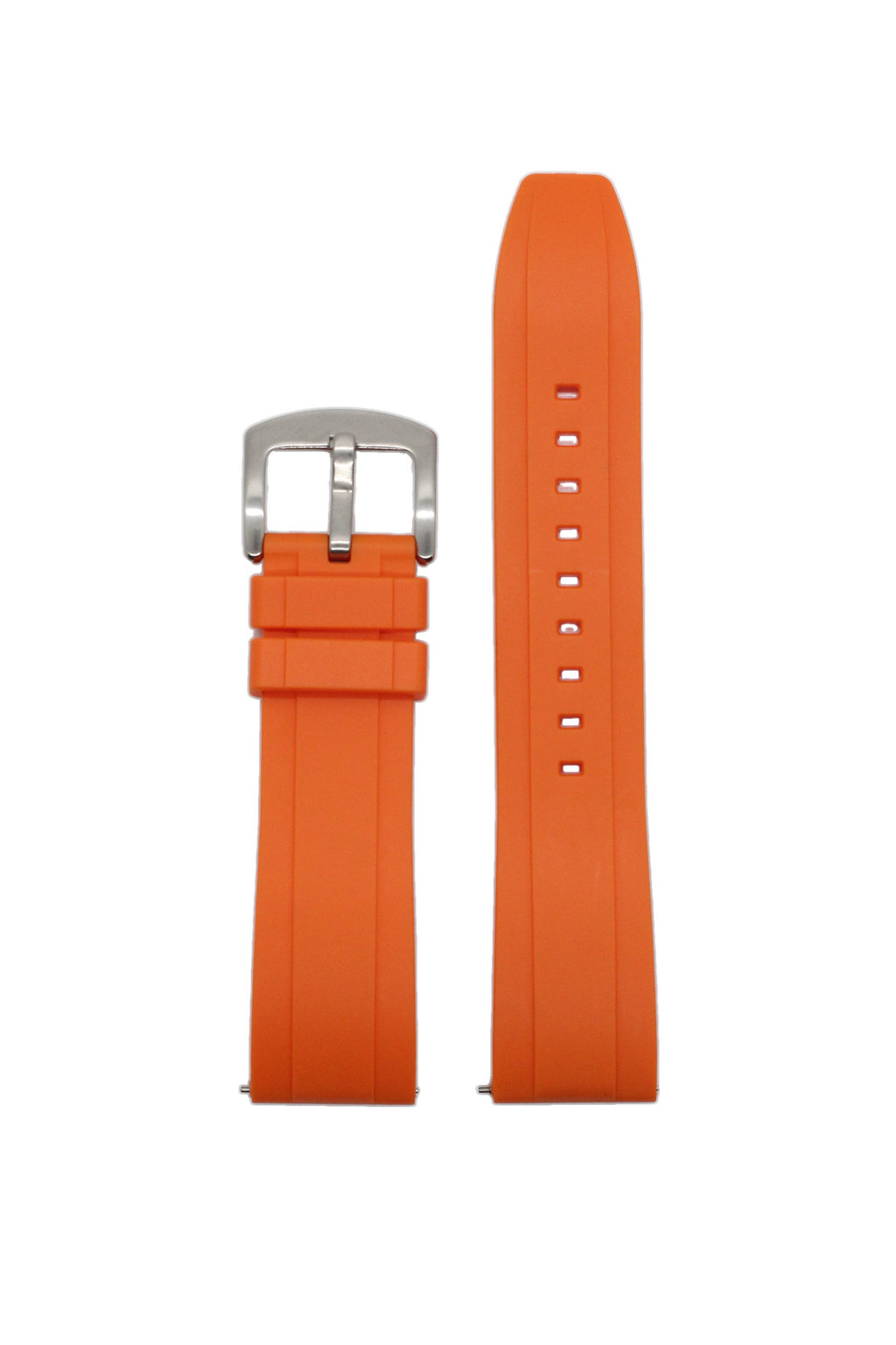 [Quick Release] King Flexi Rubber - Orange - Strapify Australia