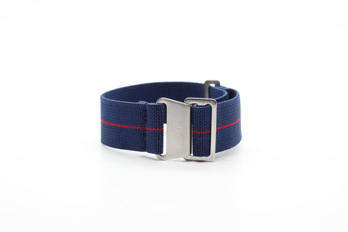 Marine Nationale - Navy Blue with Red Centreline