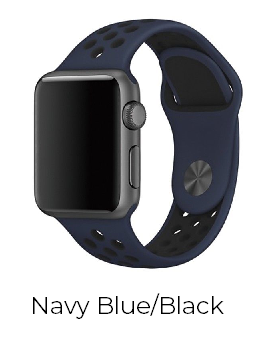 Sports Silicone - Apple Watch Strap/Band
