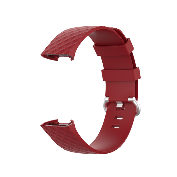 Red Rubber (Deployant Clasp)