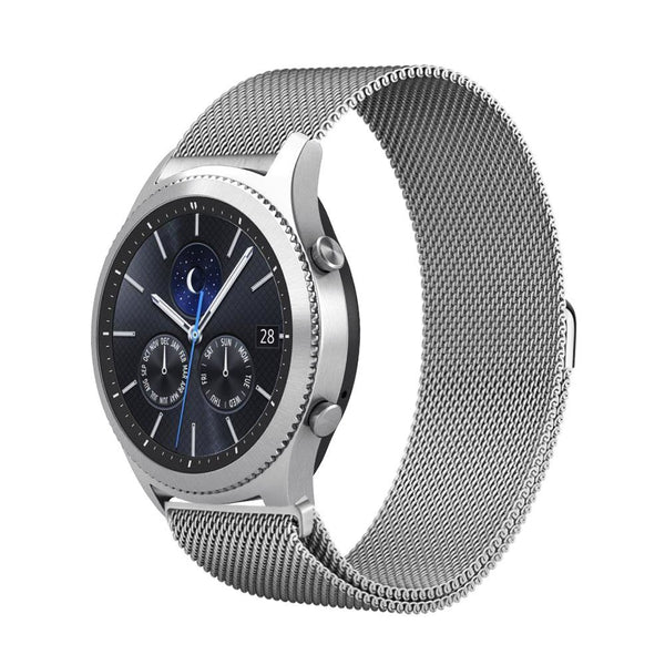 Quick Release Milanese (Silver)