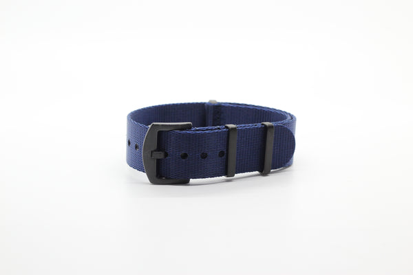 Supreme NATO - Navy Blue (Black Hardware)