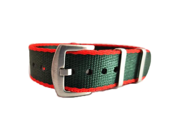 Supreme NATO - Green with Red Trim