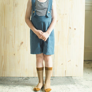 Overalls - Denim Blue