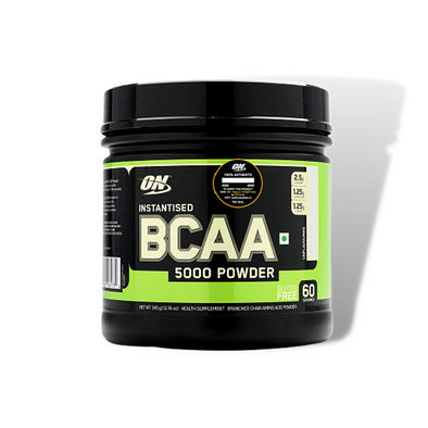 Optimum Nutrition BCAA 5000 Powder 60 Servings (345g) Unflavored