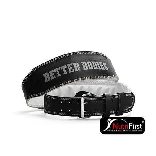 Better Bodies 4 Inches Basic Weight Lifting Belt