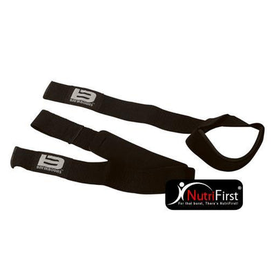 Better Bodies Adjustable Lifting Straps (1 Pair)