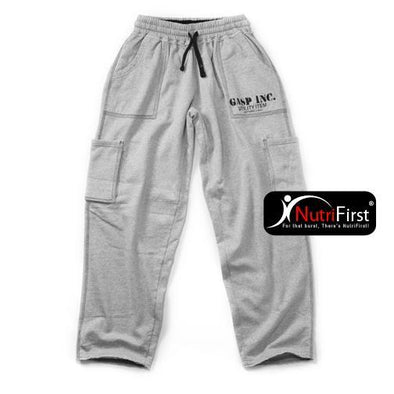 GASP Fleece Cargo Pant