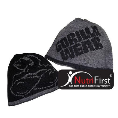 Gorilla Wear Reversible Beanie