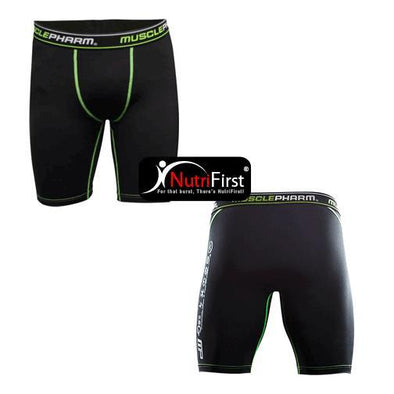 MusclePharm Sportswear Virus Compression Short (VRCS)