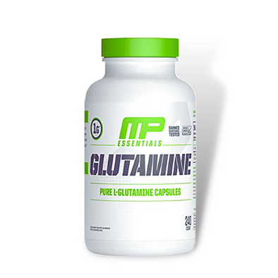 MusclePharm Essentials, Glutamine 240 Capsules