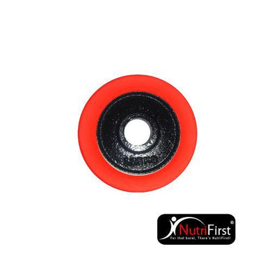 O'Bells Dumbbell Plate with Rubber Ring (1.25Kg)