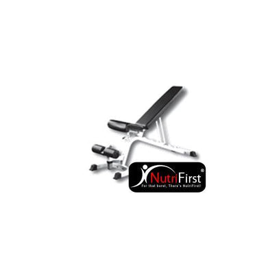 O'Bells Flat Incline Decline Bench (1 Unit) DF-2051
