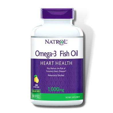 Omega-3-Fish-Oil-Healthy-Fats-Fatty-Acid-Natrol-softgels-gel-singapore-cheap-sg-fitness-health