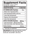 BPI Sports Keto Tea (175g) 25 Servings