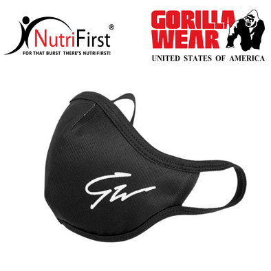 Gorilla Wear Face Mask