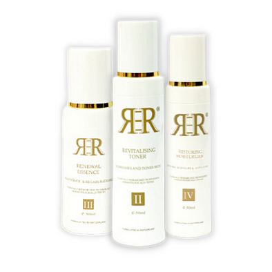 R3R Apple Stem Cell Enhance Renewal Series - FREE box of Mask X 5 sheets