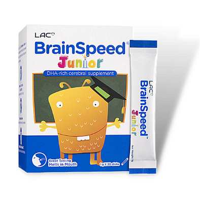 LAC JUNIOR BrainSpeed® Junior (30 sticks)