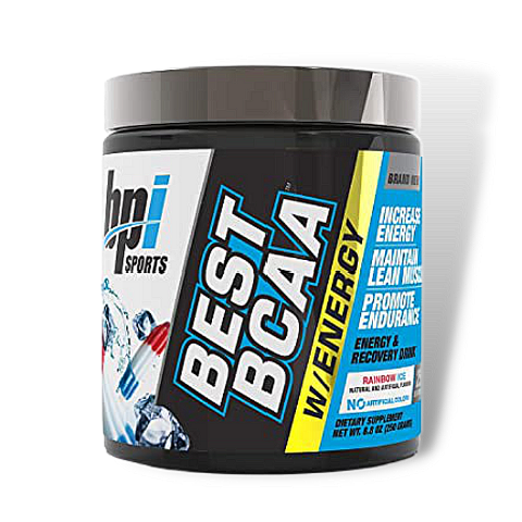 BPI Sports Best BCAA W/Energy (25 Servings)