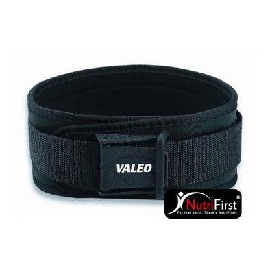 Valeo Performance Low-Profile Lifting Belt (VLP6) 6 Inches